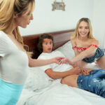 Sex With My Stepmom And Stepsister 14