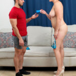 Step Mommy Catches Son Wanking 6